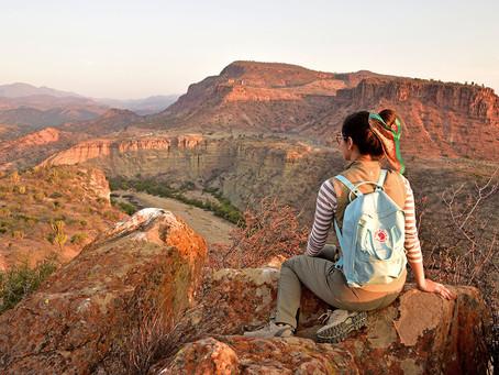 Vogelbeobachtung, faszinierende Landschaft und kulturelle Zeugnisse in der Region um Omereque