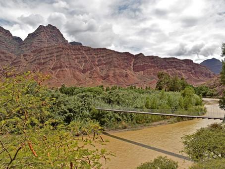 Valle de Cinti - die ältesten Weinstöcke Südamerikas & der höchste Wein der Welt!