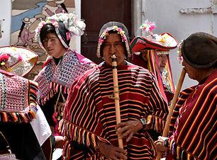 Tarabuco in Bolivien