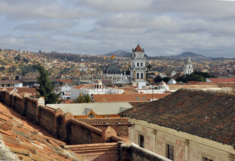 Koloniale Städte