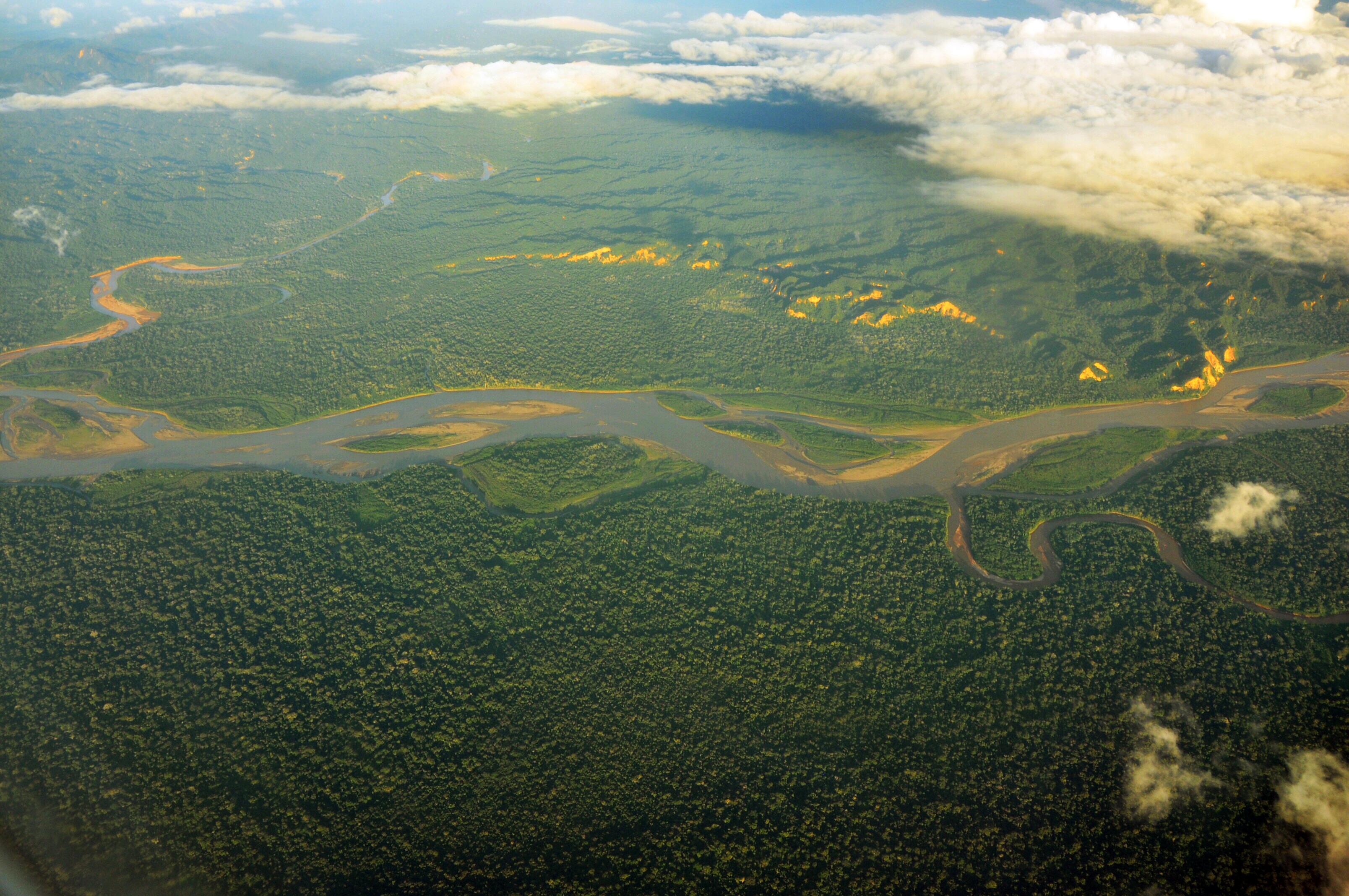 Das bolivianische Tiefland