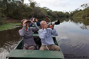 Jaguar Conservation Ranch - San Miguelit