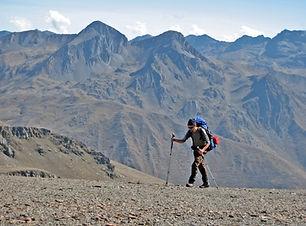 Tunari Trekking2