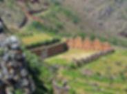 Das Valle Alto in Bolivien