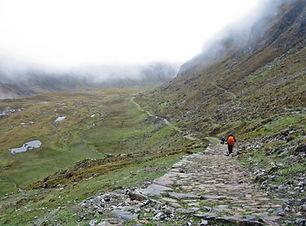 Inka Wege in Bolivien