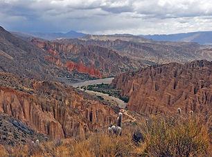 Tupiza in Bolivien
