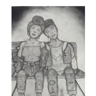 Compassion by Shakayla Uehling-Techel