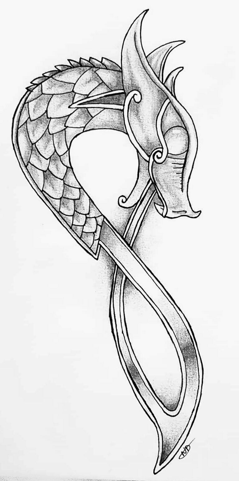Embleme dragon