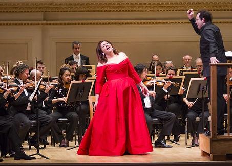 Christine Goerke as Elektra | Boston Symphony Orchestra (Robert Altman)