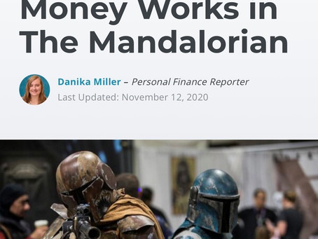 Commentary on The Mandalorian