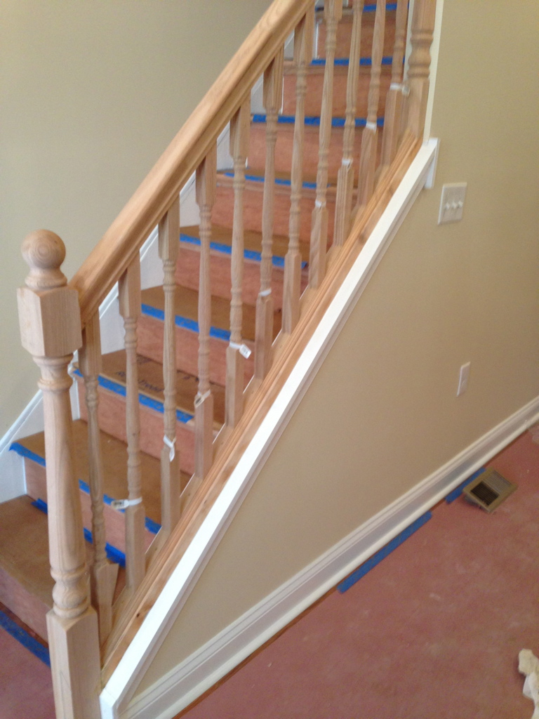 Newly Relocated Stairs
