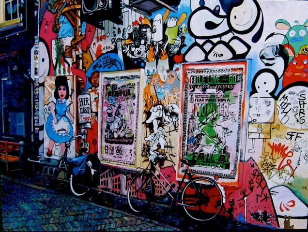 Travel Amsterdam Bikes #2