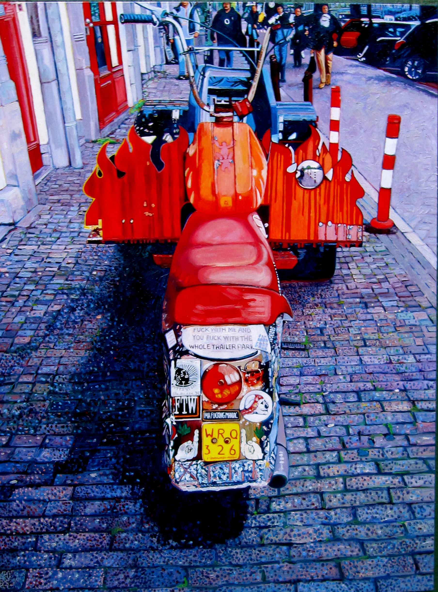 TRAVEL AMSTERDAM BIKE #1