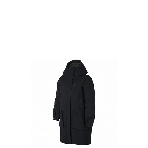 Nike Sportswear Tech Pack Down-Fill Parka Wom Medium BLACK