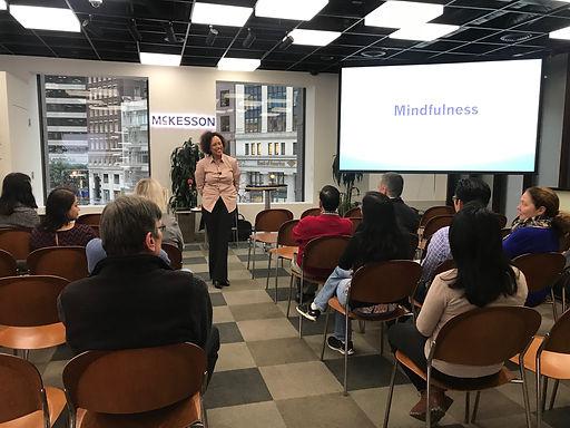 Janet at McKesson Mindfulness.jpg