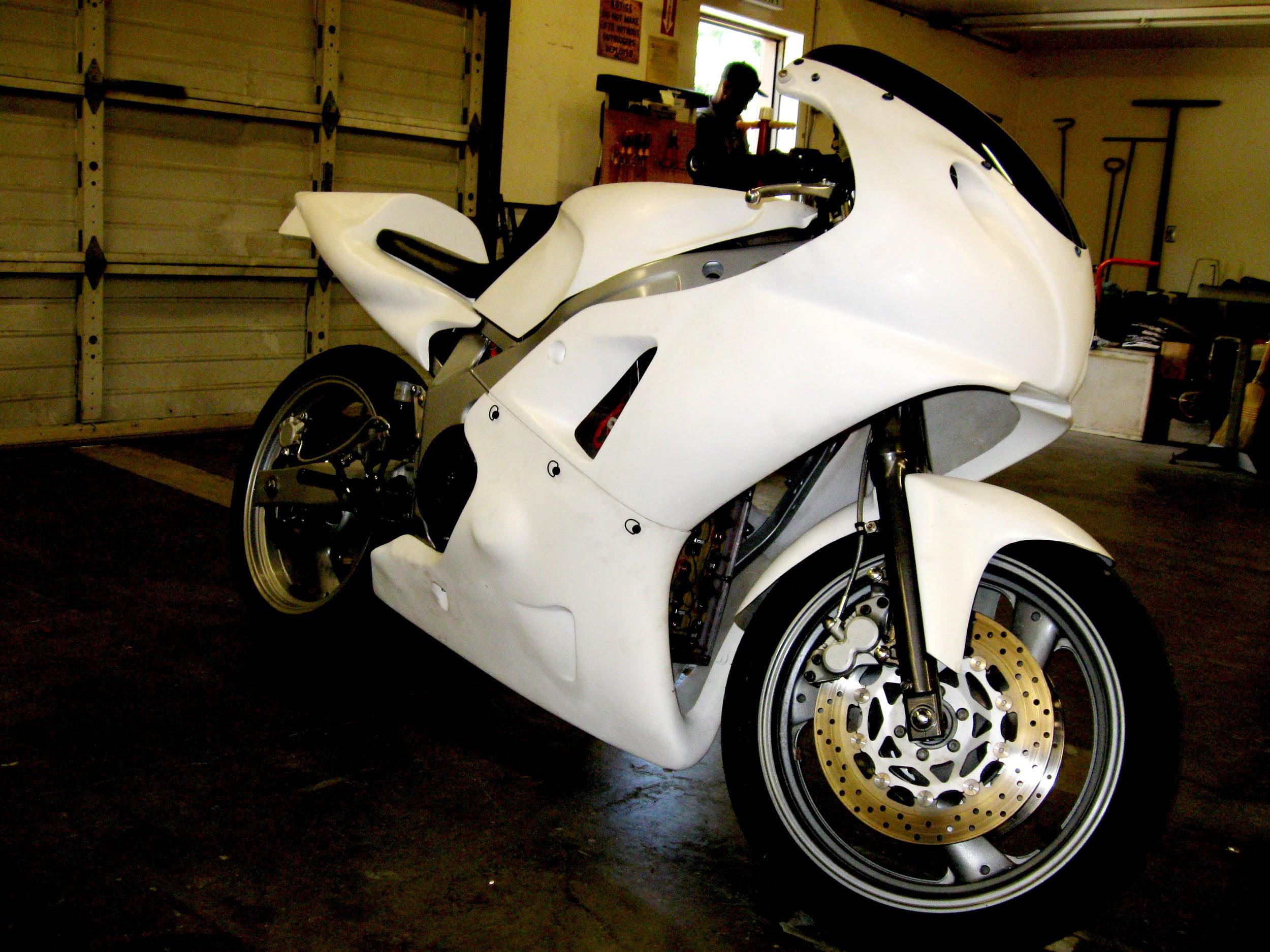 EMC Motorcycle
