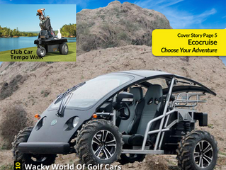Ecocruise Featured On The August Issue Of Golf Car Options Magazine