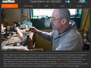 Welcome to our new Ceardlann website!