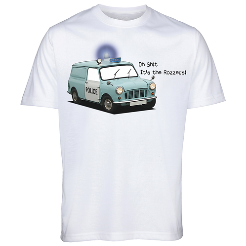 OH SH!T - Its The Rozzers! - TCR T Shirt