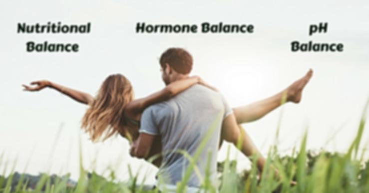Nutritional Balance pH Balance Hormone B