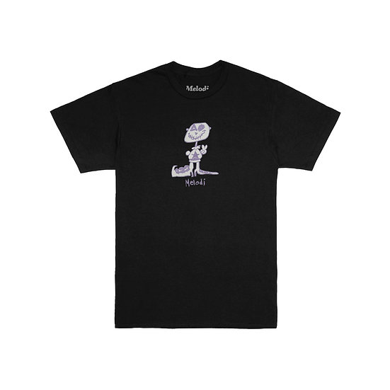 Jack - Black T-shirt