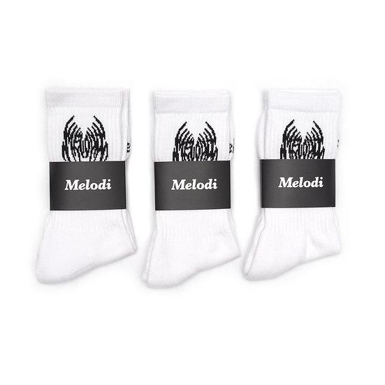 Widow Socks - 3 Pack