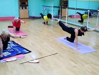 занятия по йоге