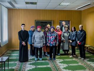 Экскурсионный визит в Рошальскую мечеть