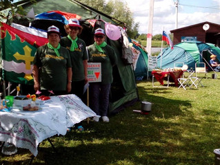 Областной туристический фестиваль среди инвалидов
