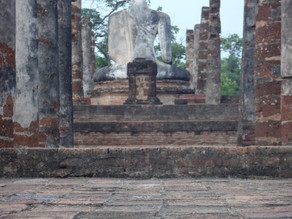 La route des temples