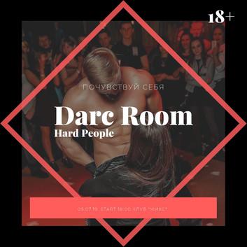 """04.07.19. Закрытая вечеринка """"Darc Room"""""""