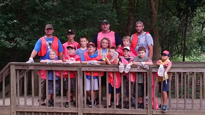 Pack 964 Service Project Fall 2015