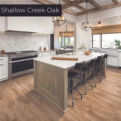 Shallow Creek Oak Luxury Vinyl Flooring, Sample
