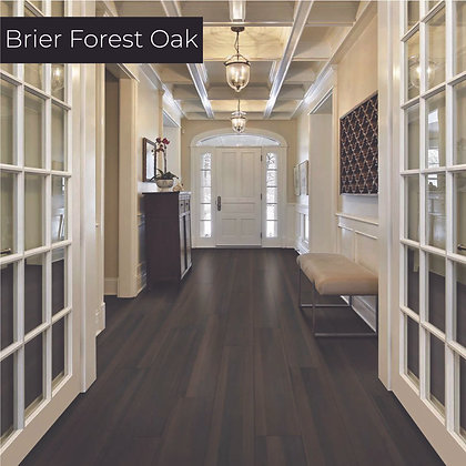 Brier Forest Oak Luxury Vinyl Flooring, Sample