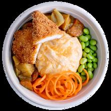 Omurice (Chicken Katsu Curry)