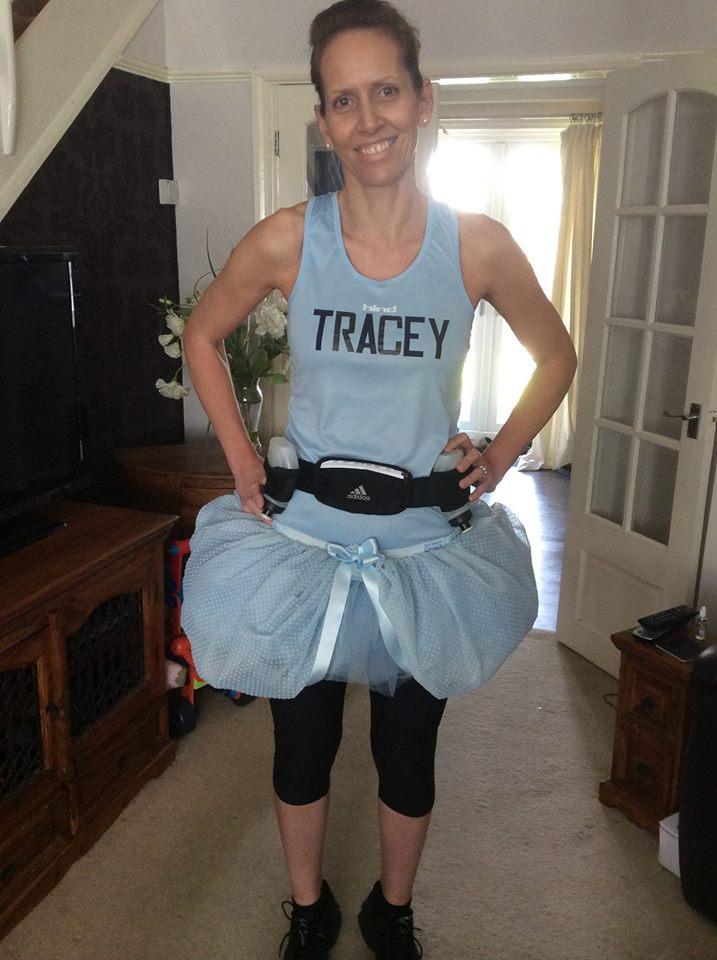 Virgin London Marathon Outfit 2015!