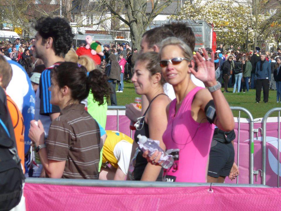 Brighton Marathon 2012