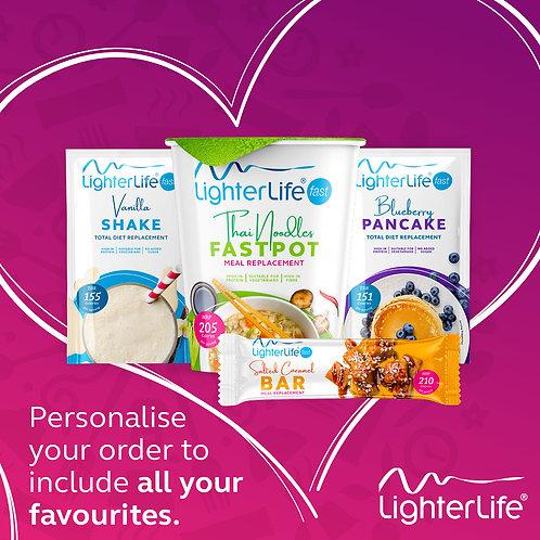 LighterLife Food Packs - Various Prices