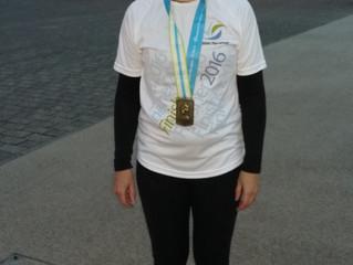 Helen Smashed the Brighton Marathon!!!