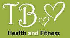 TB Health and Fitness 2021 logo brighter