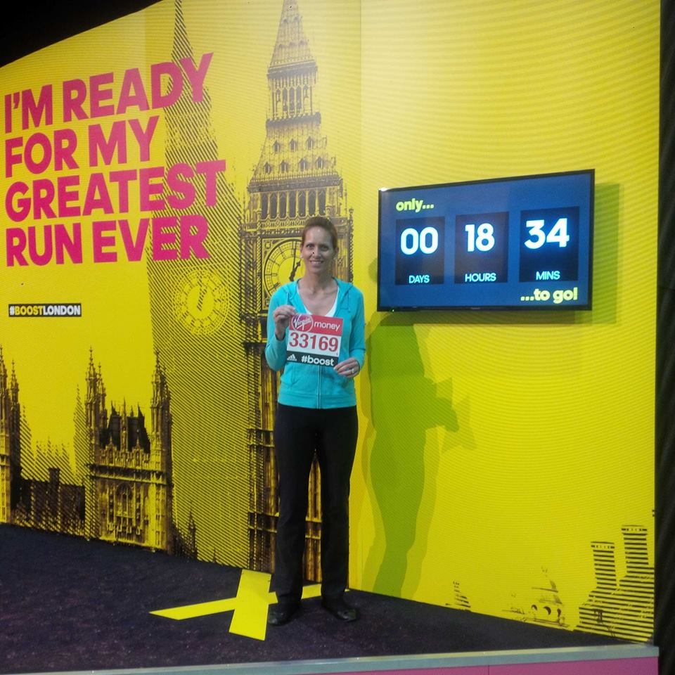 London Marathon Expo 25th April 2015