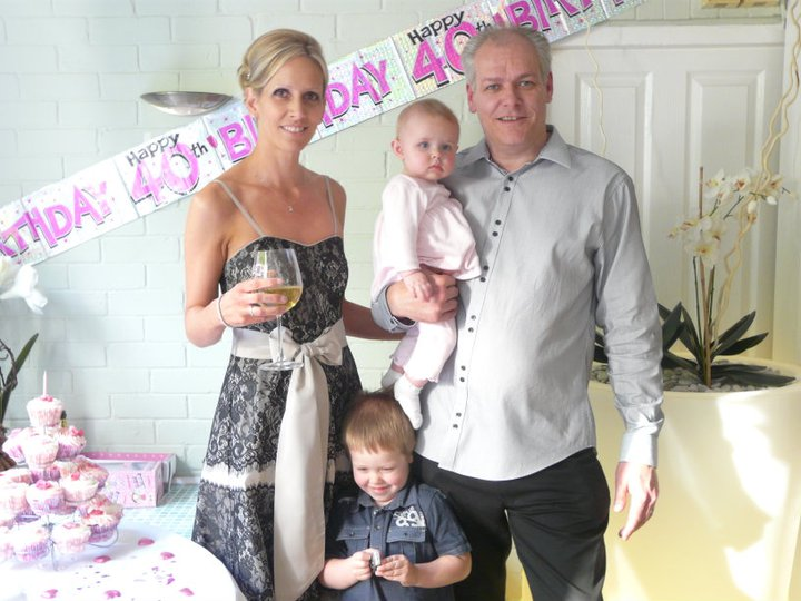 Tracey's 40th - June 2011!!