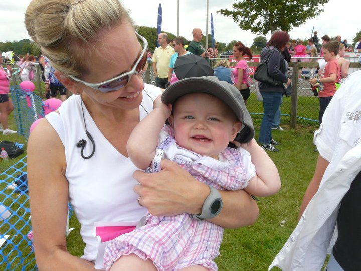 Race For Life Aug 2011
