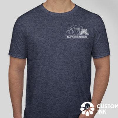 Front & Back Santee TShirt