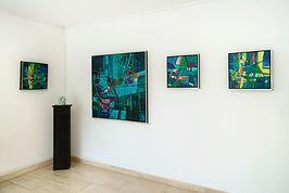 Ausstellung_Grün_i.d.Galerie_Marschall_K