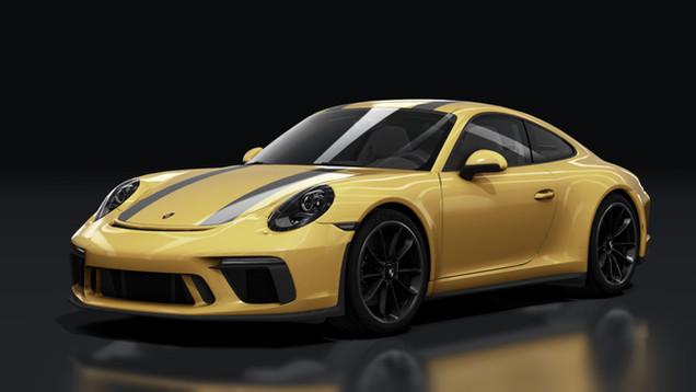 Porsche 991.2 GT3 Touring Package