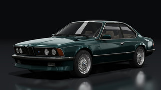 BMW M635 E24 CSi