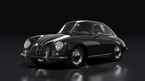 Porsche 356 A1600 Coupe