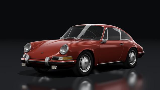 Porsche 901 (1964)