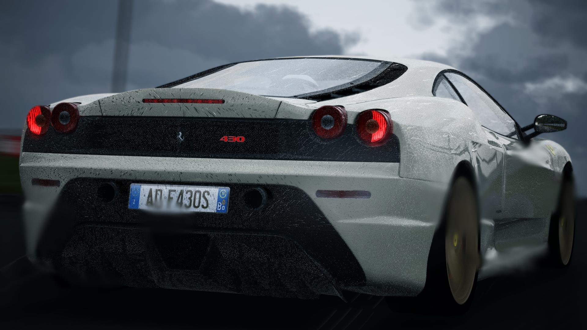 "Ferrari F430 ""Scuderia"""